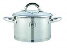 Edelstahl-Kasserolle von Herenthal ® HT-SP218